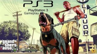 Grand Theft Auto V (PS3 Gameplay) [HD]